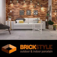 BrickStyle™ Golden Tile